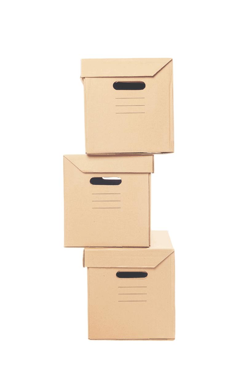 Cartons de déménagement Bons-en-Chablais