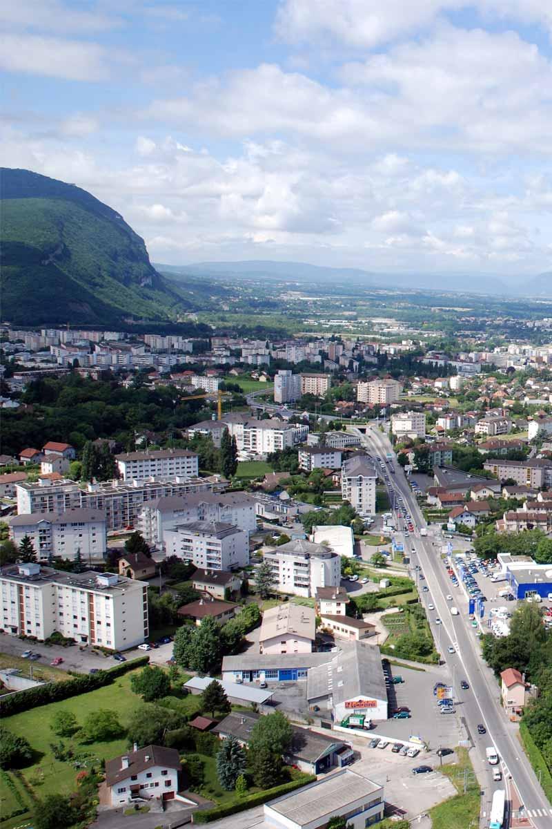 Déménagement ville d'Annemasse